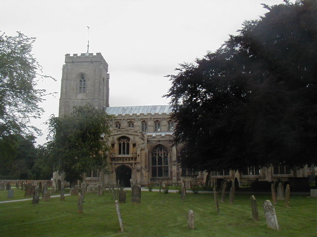 Walpole St Peter Church