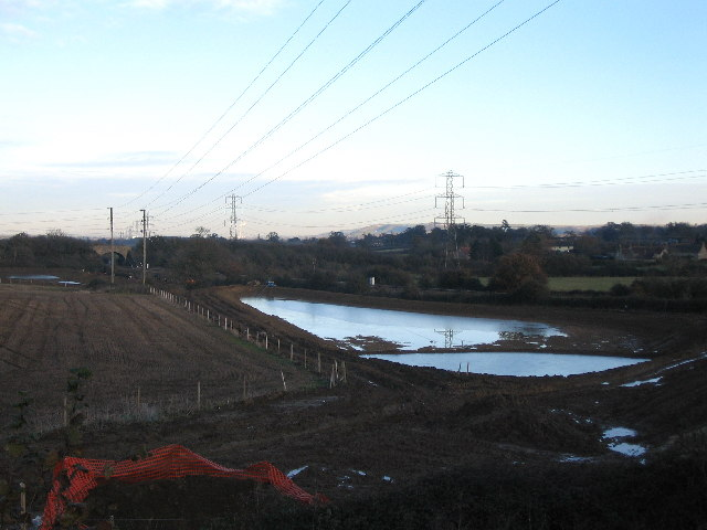 Marsh Bridge, Berkley Marsh