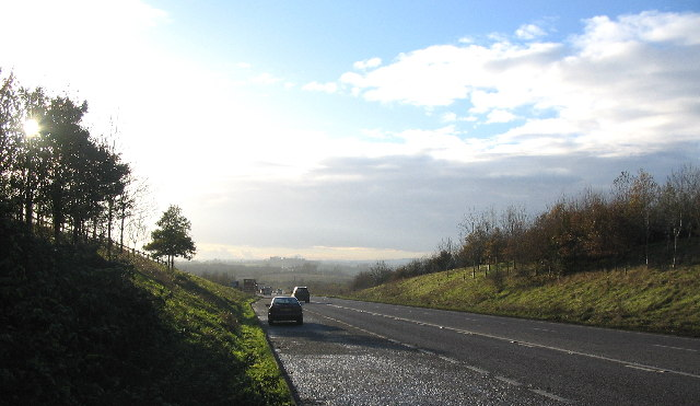 A361 near Frome