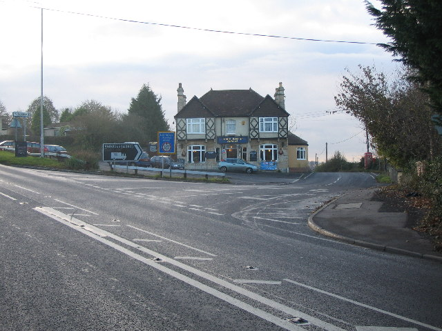 The Ship , Oldford