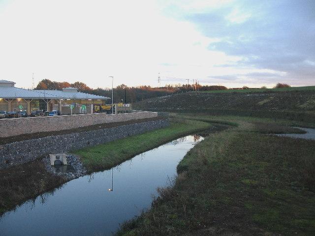 Rodden Brook, Frome