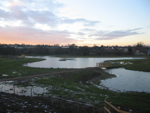 Catchment Pond, Frome