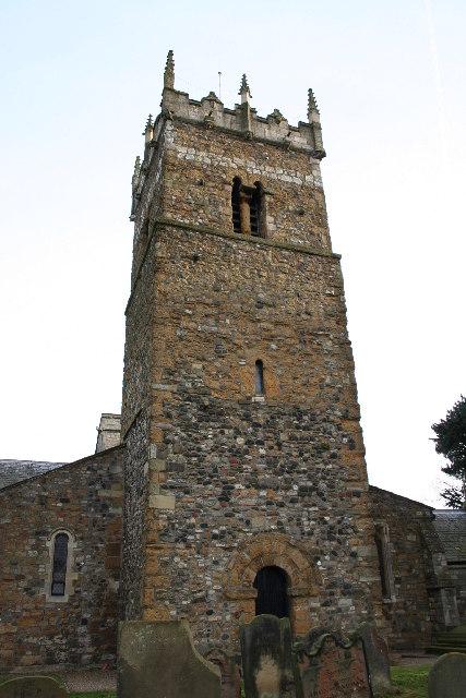 Holy Trinity church, Old Clee, Lincs.