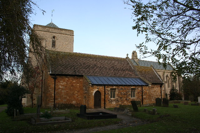St.Michael's church, Little Coates, Lincs.