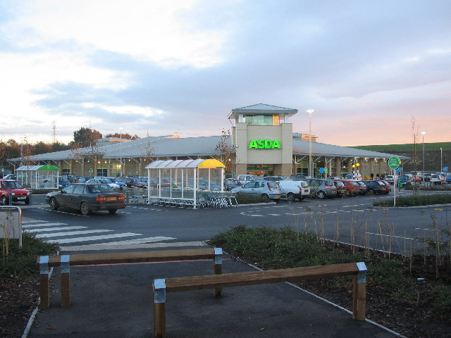 ASDA store, Frome
