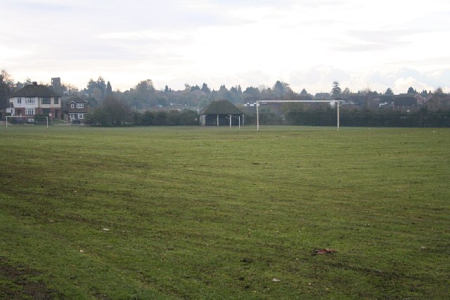 Football Pitch at South Park