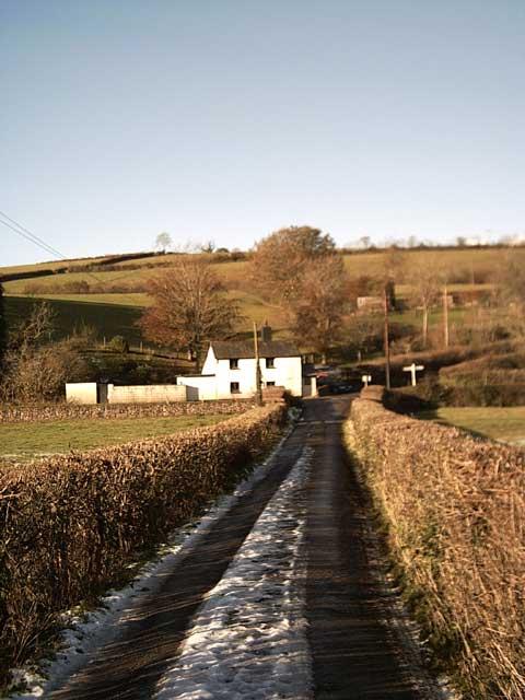 Halfpenny Cross