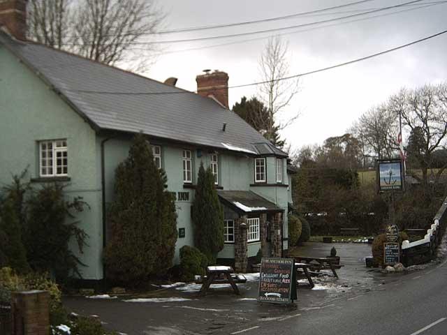The Anchor Inn, Exebridge