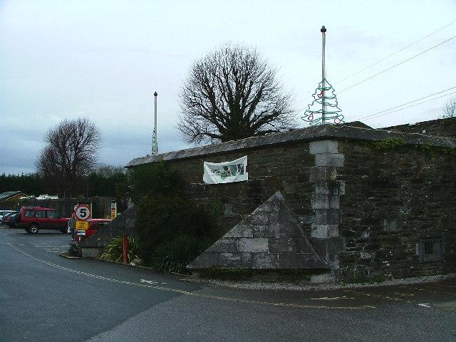 Plymouth Garden Centre, Bowden Battery