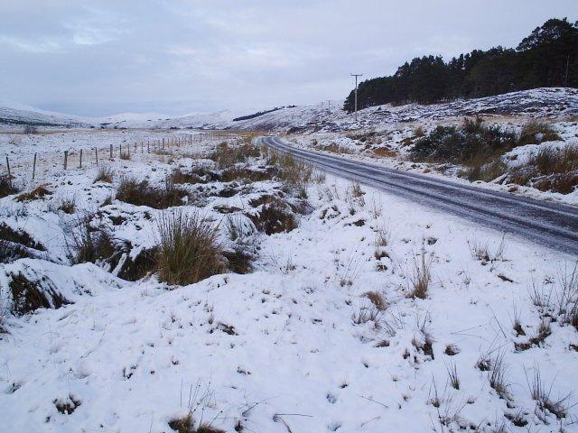 The Glencassley Road