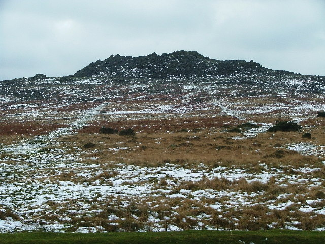 Sharpitor, Dartmoor