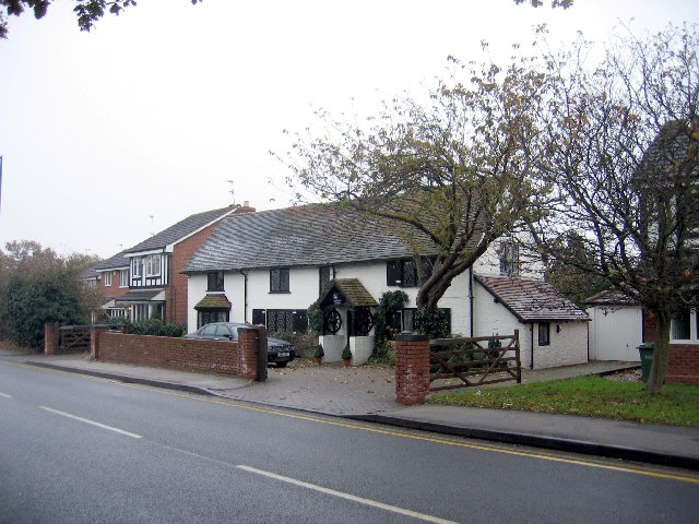 Widney Lane, Solihull