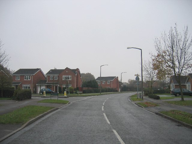 Frankholmes Drive, Monkspath