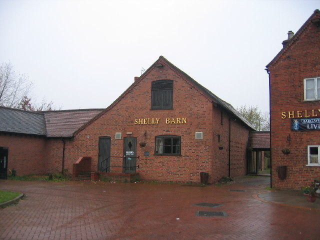 Shelley Barn