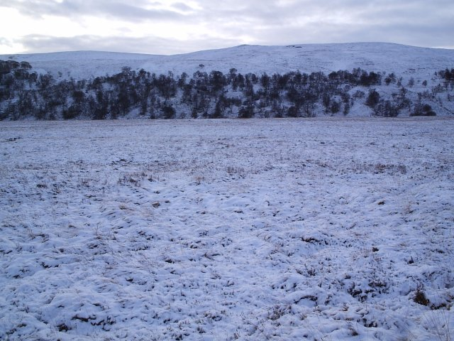 Glencassley In the Snow