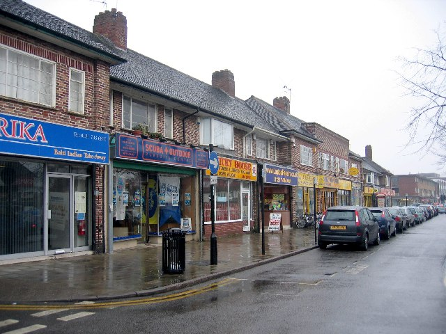 Shirley Shops