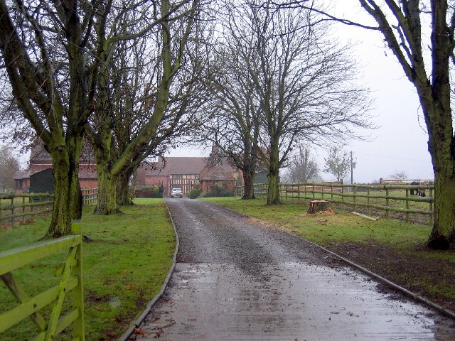 Jerrings Hall Farm
