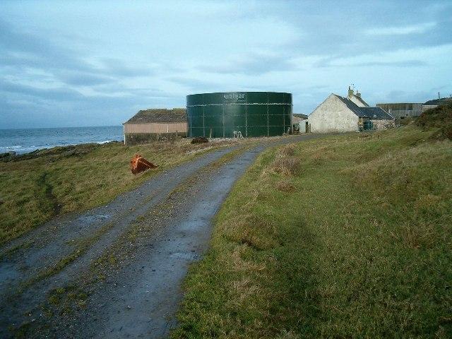 Dairy Farm at Dalkeith