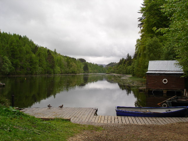Loch Park near Drummuir