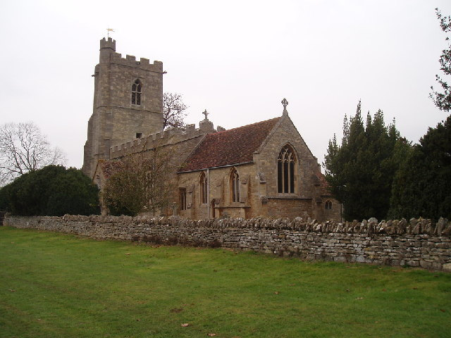 Bromham church