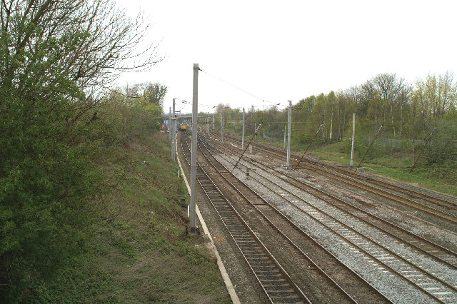 West Coast Main Line, Lower Ince