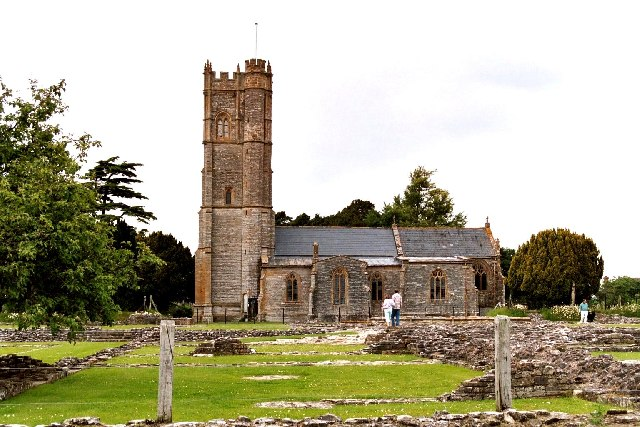 Parish Church of Muchelney, Somerset