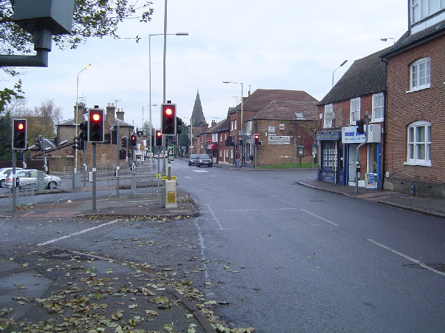 Elstree: Watling Street