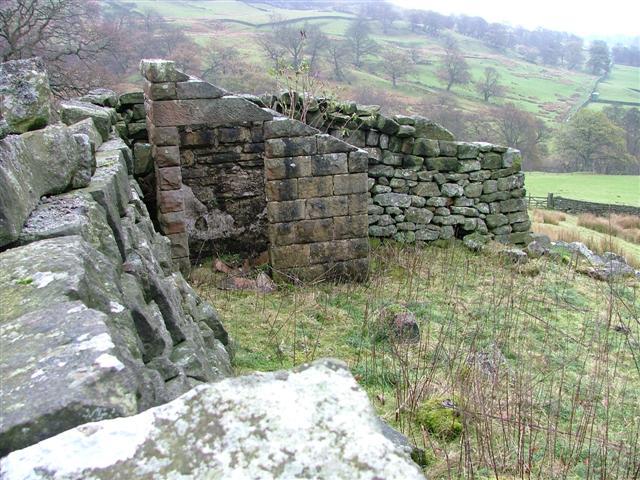Ruins of Privy, Farndale