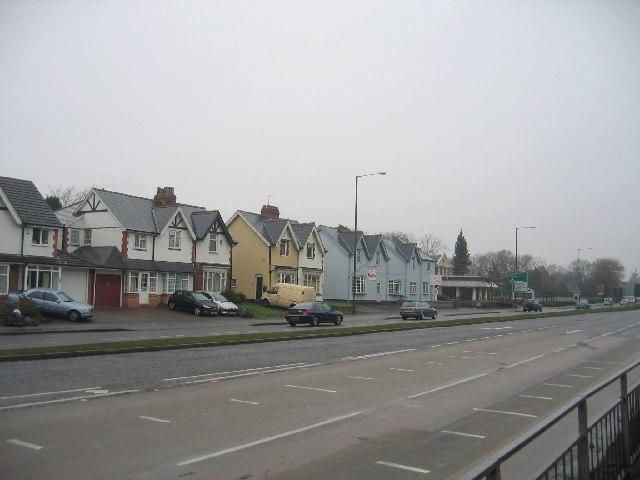 Stratford Road, Monkspath