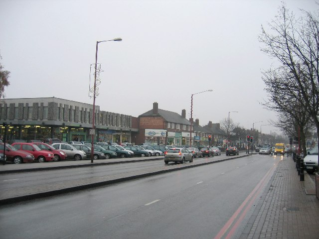 Stratford Road, Shirley