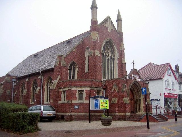 Shirley Baptist Church