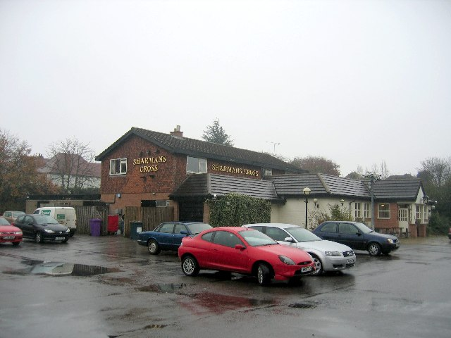 Sharman's Cross public house