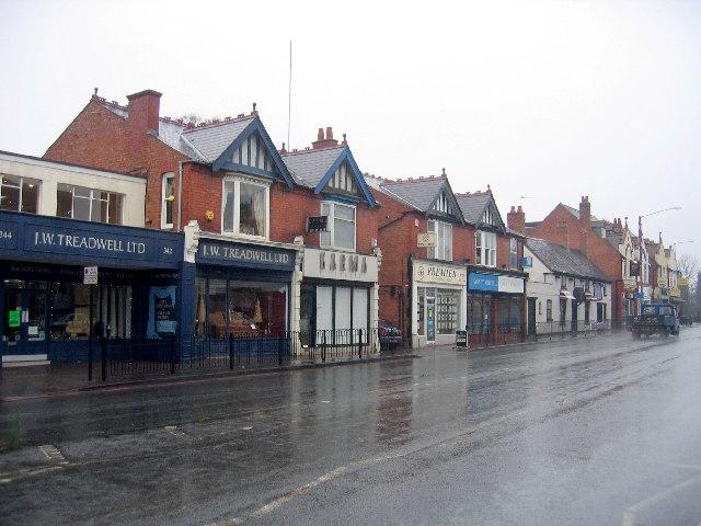 Shirley Shops