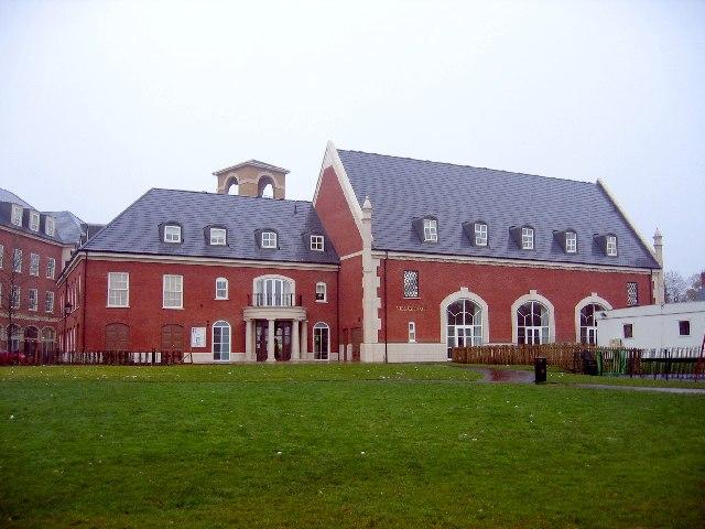 """Dicken's Heath """"Village Hall"""""""