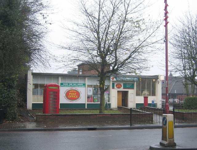 Shirley Post Office