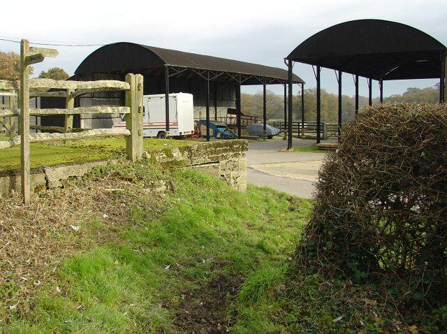 Barns at Elliott's Farm