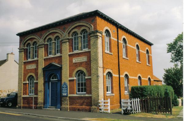 Wesleyan Chapel, Hogsthorpe, Lincs