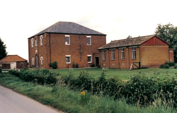 Wesleyan Centenary Chapel, Friskney, Lincs