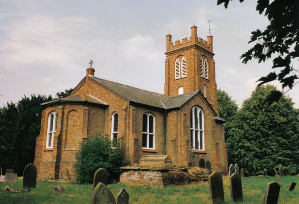 Eastville parish church, Lincs