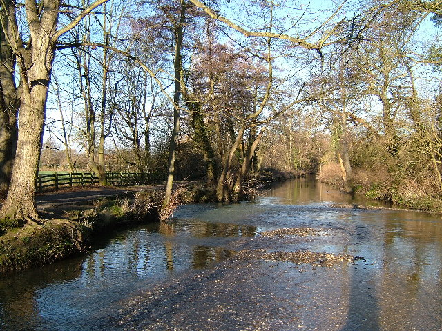 The River Mole at Thorncroft Manor