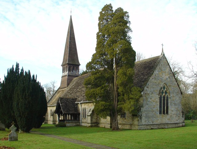 St Andrew's Church, Nuthurst, West Sussex