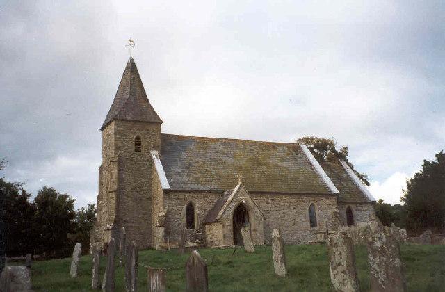 St Mary's church, Newchurch