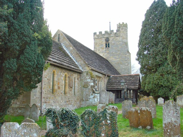 St Peter's Church, Cowfold, West Sussex