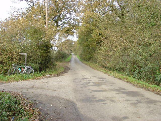 Burnthouse Lane, West Sussex