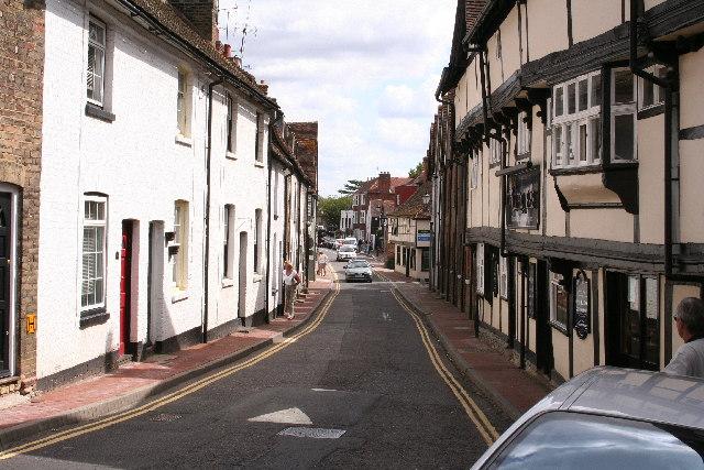 Aylesford High Street