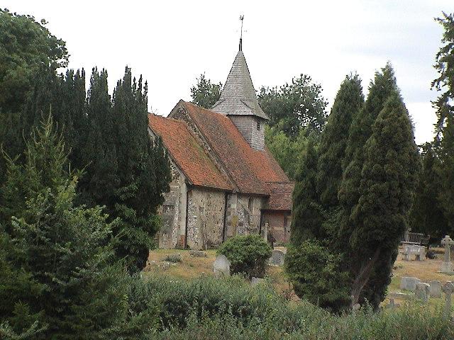 The Church of St.Nicholas - Pyrford