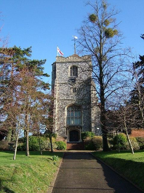 Parish church of St.Mary and St.Nicholas
