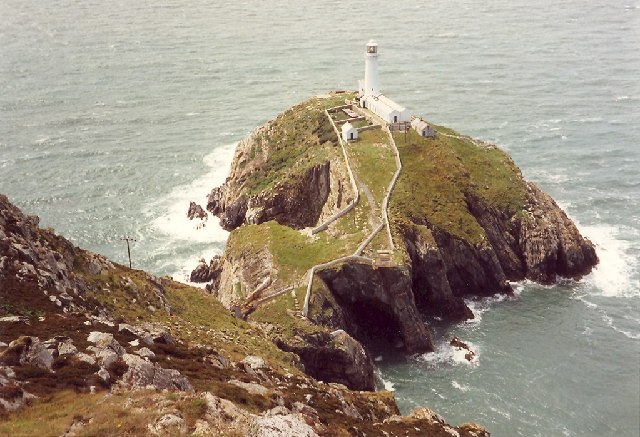 South Stack, Holyhead