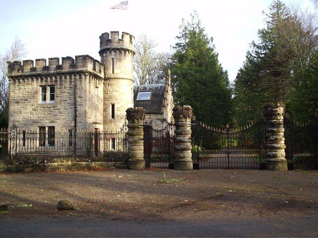 West Lodge, Skibo Castle
