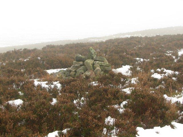 Mid Hill summit